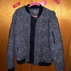 Asos men's bomber jacket size XL